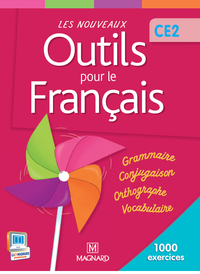 Francais Ce2 Les Nouveaux Outils Pour Le Francais 1000 Exercices Livre De L Eleve