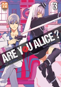 ARE YOU ALICE T03