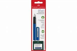 Fountain Pen School Blue
